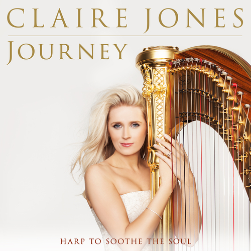 Claire Jones - Journey: Harp to Soothe the Soul