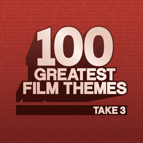 Various Artists - 100 Greatest Film Themes Take 3