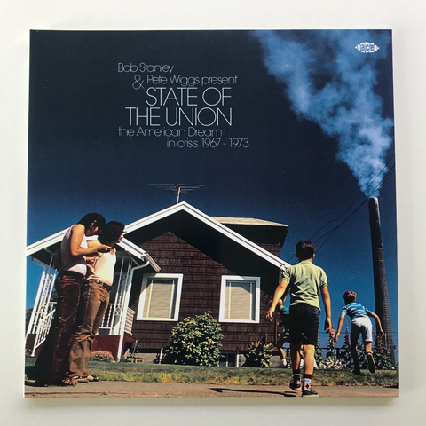 State Of The Union - double vinyl album