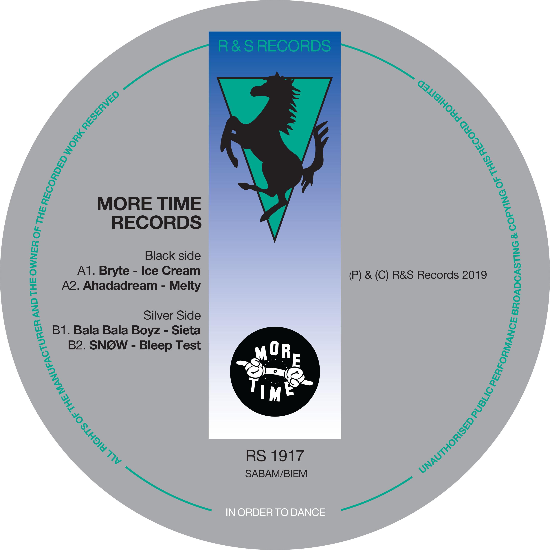R&S presents: More Time Records Vol 1