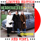 Thee Headcoatees - Here Comes Cessation RED VINYL