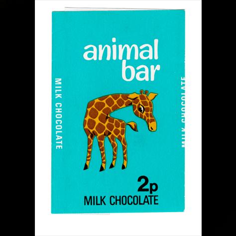 Animal Bar - Giraffe