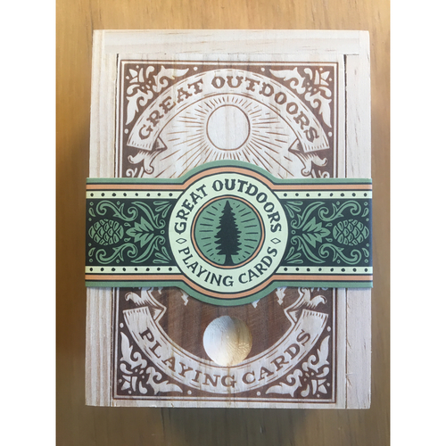Great Outdoors Card Deck