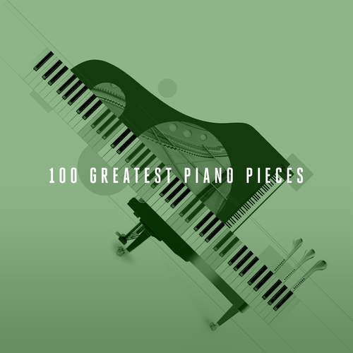 London Music Works and The City of Prague Philharmonic Orchestra - 100 Greatest Piano Pieces