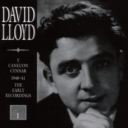 David Lloyd - 1 Caneuon Cynnar (1940-41) (Cyfrol 1) / The Early Songs (1940-41) (Volume 1)