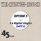 Spartan Dreggs 45 Club Subscription (Digital only)