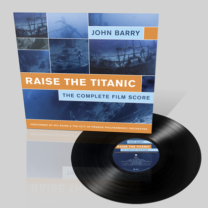 Raise The Titanic cover