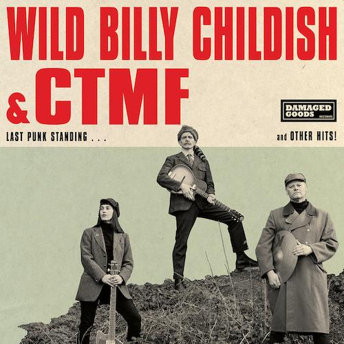 CTMF - Last Punk Standing - BLACK VINYL LP
