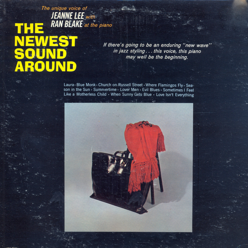 Jeanne Lee And Ran Blake - The Newest Sound Around