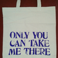 Only You Can Take Me Shopping