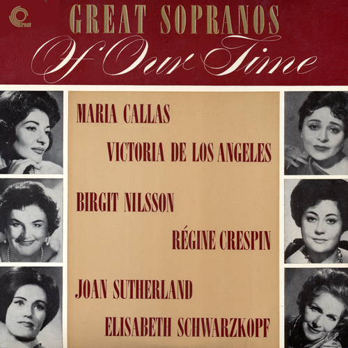 Various Artists - Great Sopranos Of Our Time