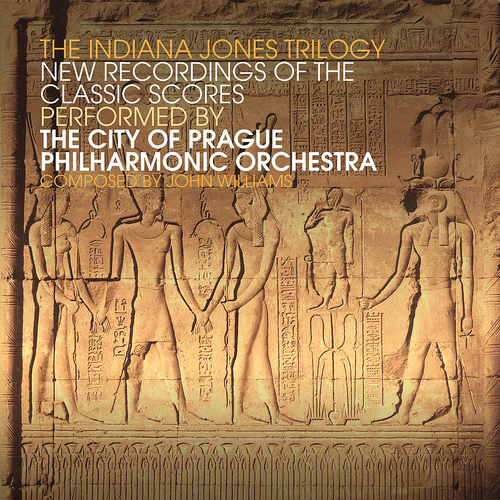 Various Artists - The Indiana Jones Trilogy - New Recordings Of The Classic Scores