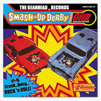 Various Artists, Demons, Hellacopters, New Bomb Turks, The Hives - V/A SMASH UP DERBY