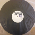 Thee Spivs - Taped Up LP WHITE LABEL