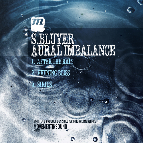S.Bluyer & Aural Imbalance - After the Rain