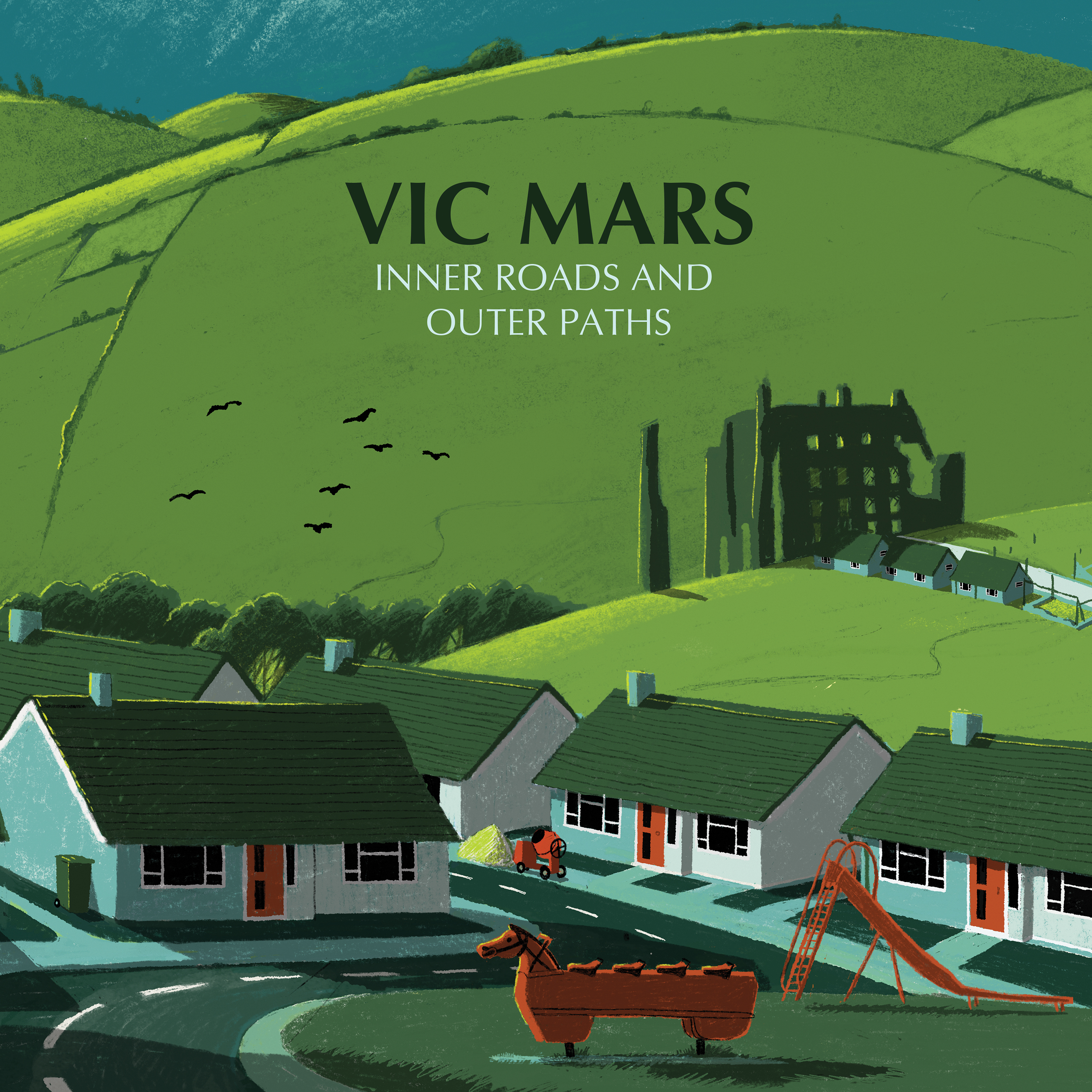 Vic Mars - Inner Roads and Outer Paths
