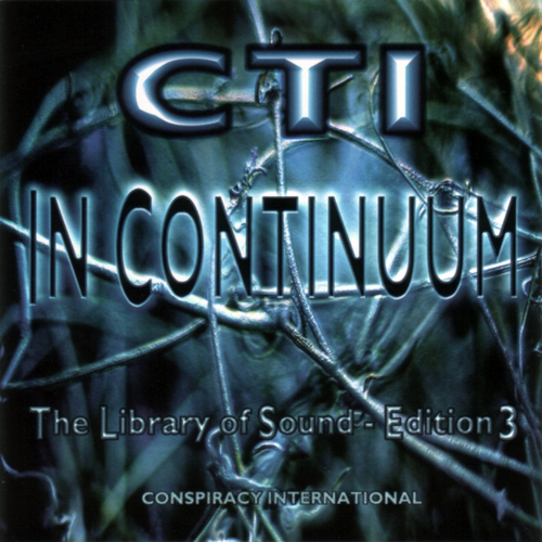 Chris & Cosey - In Continuum - Library of Sound Edition Three