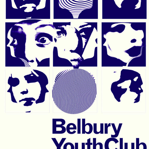 A2 Belbury Youth Club Poster (white)