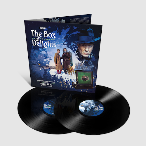 The Box of Delights Vinyl DLP
