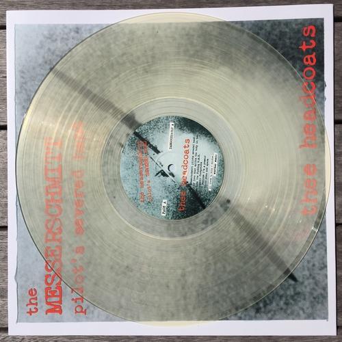 Thee Headcoats - The Messerschmitt Pilot's Severed Hand (CLEAR VINYL LP)
