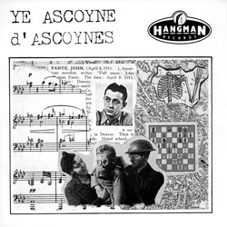 Ye Ascoyne d'Ascoynes - Just the Biggest Thing 7""