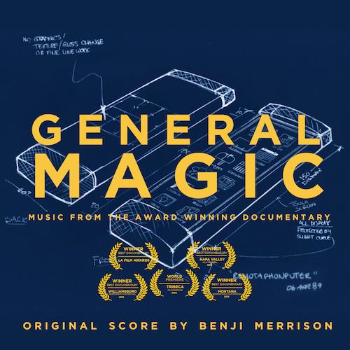 Benji Merrison - General Magic (Original Film Soundtrack)
