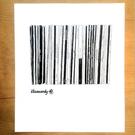 Letterpressed Heavenly Catalogue Print