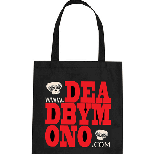 DEAD BY MONO TOTE BAG