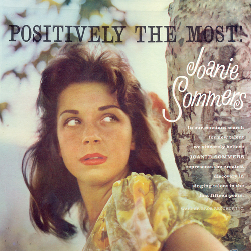 Joanie Sommers - Positively The Most
