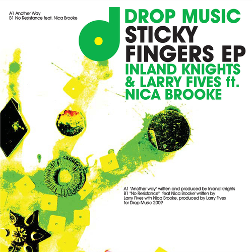 Inland Knights and Larry Fives feat. Nica Brooke - Sticky Fingers EP