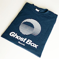 Ghost Box T-Shirt (navy & white)