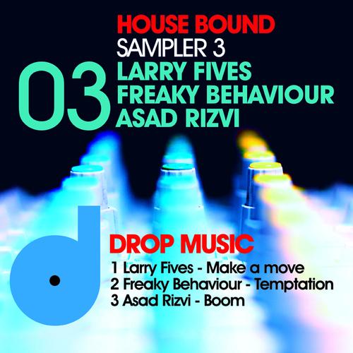 Various Artists - House Bound Sampler 3