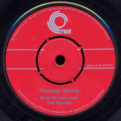 Basil Kirchin And The Bandits - Teenage World