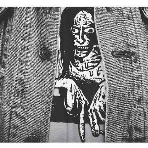 Nid & Sancy - The Cut Up Jeans Technique (LP)