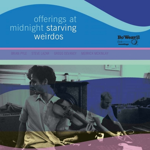 Starving Weirdos - Offerings At Midnight - Into An Energy (Bonus Session)