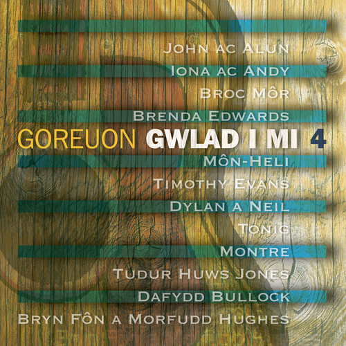 Amrywiol / Various - Gwlad I Mi 4