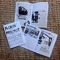 ACHIN' AT THE PROSPECT ZINE BY MARK WYNN