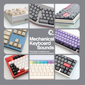 Mechanical Keyboard Sounds: Recordings Of Bespoke And Customised Mechanical Keyboards