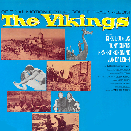 Mario Nascimbene - The Vikings (Original Motion Picture Soundtrack)