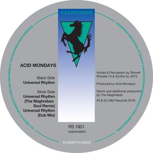Acid Mondays - Universal Rhythm
