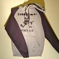 Geronimo! hooded sweatshirt