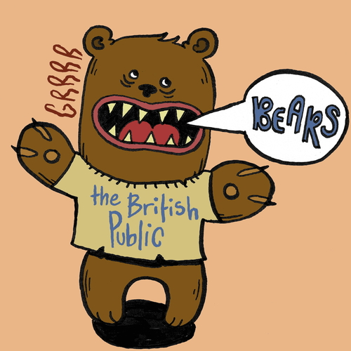 The British Public - Bears|Breasts