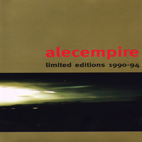 Alec Empire - Limited Editions 1990-1994