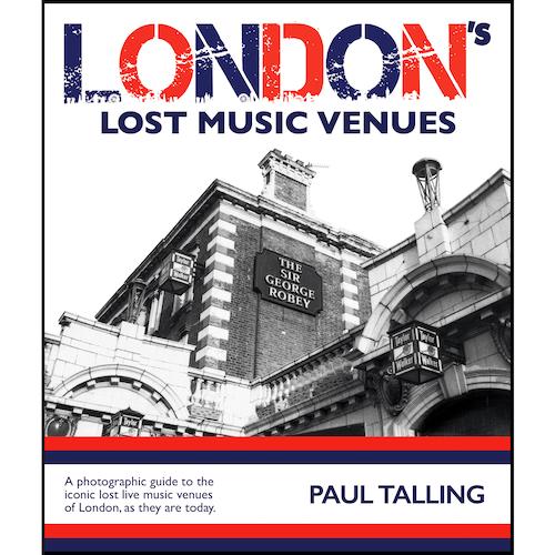 London's Lost Music Venues