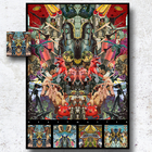 Beastmaster CD album + Limited A1 Poster Bundle