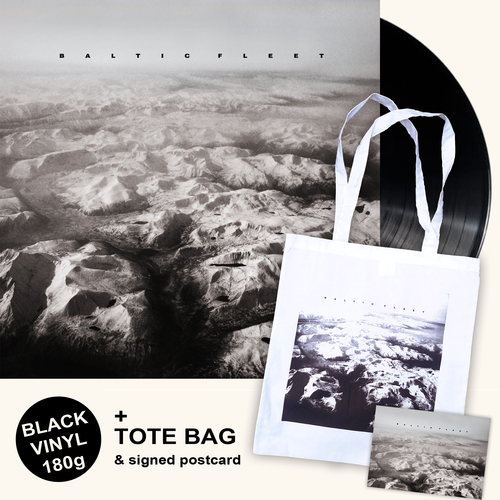 Baltic Fleet - 'The Dear One' 180g Black Vinyl + Tote Bundle