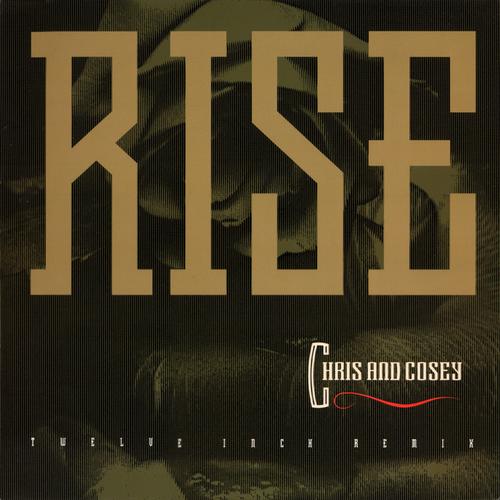 Chris & Cosey - Rise