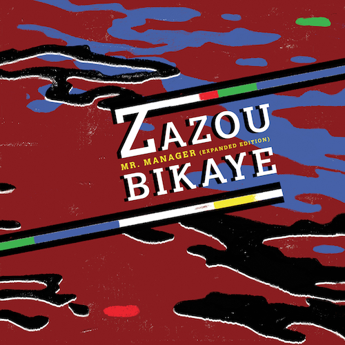 Zazou Bikaye - Mr Manager