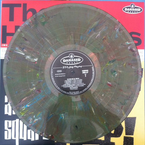 Thee Headcoats - Thee Heacoats - The Kids Are All Square COLOURED VINYL