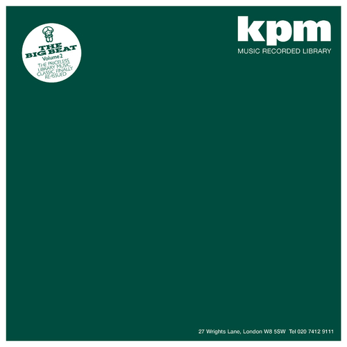 Alan Moorhouse - The Big Beat Vol 2